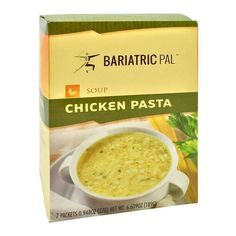 BariatricPal Protein Soup - Chicken with Pasta