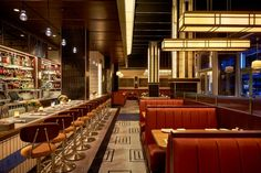 Silver brasserie by CORE, Washington D.C. » Retail Design Blog