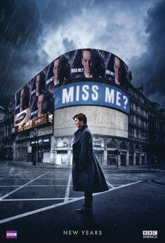 Sherlock is back! #sherlocklives