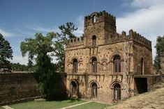 The Royal Palace, Ethiopia