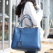 実用的なサイズとエレガントなデザインが魅力♪ プリプラでおトクな通勤スタイルバッグ(ショルダー紐付き)  SFSELFAA0000744