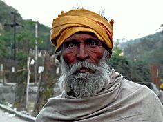 Indiai férfi