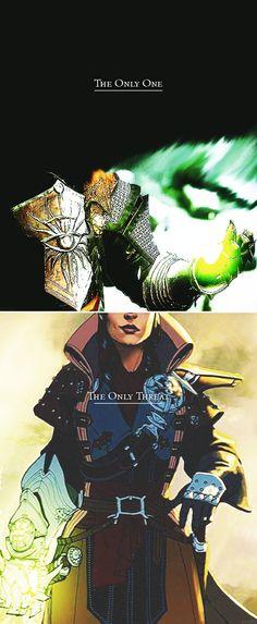 The Only Survivor #dragonage #inquisition