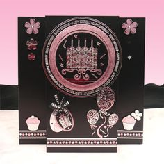 Midnight Silhouettes Page 2 | Hunkydory Crafts
