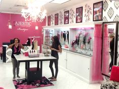 Galleries of beauty salon stores. Boutique Decor, Hair Boutique, Boutique Ideas, Beauty Salon Decor, Beauty Bar, Hair Stores, Beauty Supply Store, Business Hairstyles, Poster Design