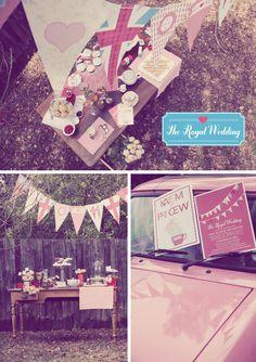 A Royal Affair {Printables} Royal Wedding Invitation, Royal Tea Parties, British Party, A Royal Affair, Printable Crafts, Printables, Tea Party Wedding, Happy Party, Framing Photography