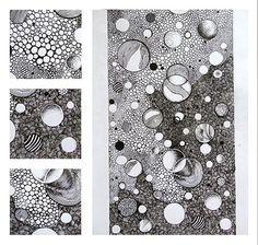 Do tretice perokresba Insta Art, Dots, Ink, Abstract, Drawings, Creative, Illustration, Artist, Artwork