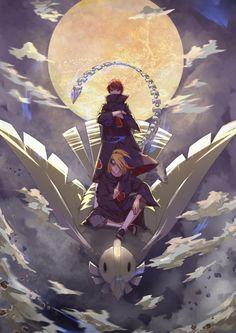 Sasori, Deidara | Naruto