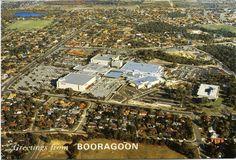 Greetings from Booragoon!