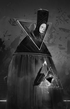 ArtStation - Triangle, Aaron Griffin