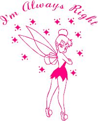 Image result for tinkerbell pink
