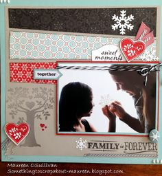 Let's Give 'em Something to Scrap About!: CTMH SOTM Blog Hop-- September #Snowhaven #heatembossing