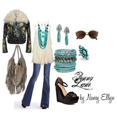 """Boho Chic~Penny Lane"" by nancy-ellyn on Polyvore"