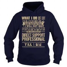 Awesome Tee For Direct Support Professional T Shirts, Hoodies Sweatshirts. Check price ==► http://store.customtshirts.xyz/go.php?u=https://www.sunfrog.com/LifeStyle/Awesome-Tee-For-Direct-Support-Professional-91811192-Navy-Blue-Hoodie.html?41382