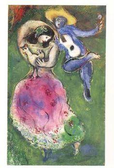 Dancing Couple, Marc Chagall ۩۞۩۞۩۞۩۞۩۞۩۞۩۞۩۞۩ Gaby Féerie créateur de bijoux à thèmes en modèle unique ; sa.boutique.➜ http://www.alittlemarket.com/boutique/gaby_feerie-132444.html ۩۞۩۞۩۞۩۞۩۞۩۞۩۞۩۞۩