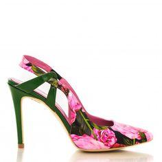 pantofi decupati la spate 1612 bujori Amazing, Shoes, Fashion, Elegant, Zapatos, Moda, Shoes Outlet, La Mode, Shoe