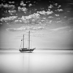 Silence After Night by Ozkan Konu on Art Limited