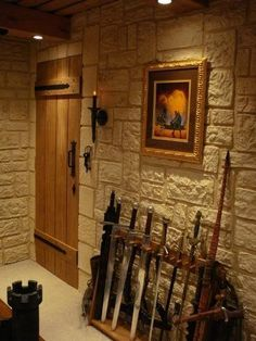 Is this the world's best D&D gaming room? Is this the world's best D&D gaming room? Nerd Room, Gamer Room, Interior Design Games, Interior Decorating, Interior Ideas, Interior Inspiration, Decorating Ideas, Decor Ideas, Dungeon Room