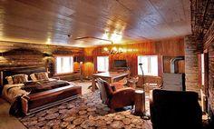Herangtunet, hotel rural noruego con habitaciones temáticas