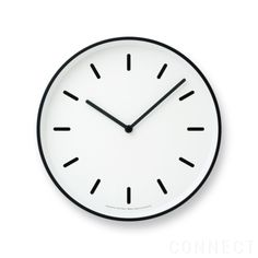 Lemnos MONO Clock type