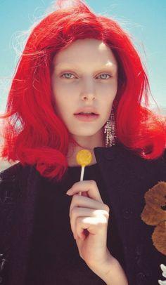 Numéro# 156 September 2014 | Veroniek Gielkens by Sofia Sanchez & Mauro Mongiello [Editorial]