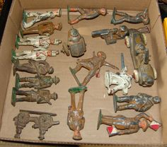 Laurel Auction, Inc. Lead Soldiers, Toy Soldiers, Husband Love, I Love Him, My Love, Old Toys, Maryland, Making Out, Auction