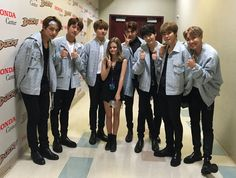 BTS With Kylie Rodgers~ An actress and ARMY lol ❤ #BTS #방탄소년단
