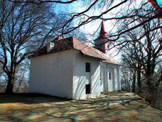 Velem-Szentvid 3d Photo, Photo Art, Hungary, Shed, Outdoor Structures, Barns, Sheds
