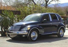 2002 Chrysler PT Cruiser.