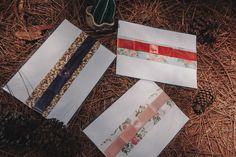 La Conviteria - Envelope Cinta Tecido #wedding #casamento #gif #love #papelaria #exclusividade #amor #tecido #envelope #weddingday #lembrancinha #personalizados #gif #convite