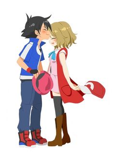 Amourshipping cute!!!