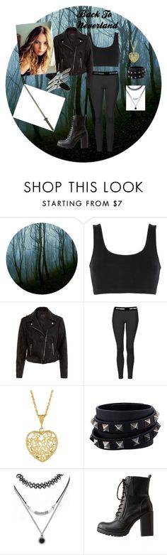"""""""Back To Neverland"""" by dragana98-pan on Polyvore featuring adidas Originals, New Look, Topshop, Valentino, Forever 21 and Soda"""
