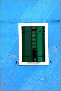 Window in Burano by meiyu, via Flickr