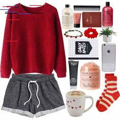 Like my look? Tag someone who would wear it. Lazy day at home ❤ Lazy, Sport, How To Wear, Image, Fashion, Deporte, Moda, Sports, Fasion