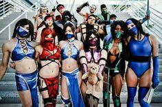 Mortal Kombat!