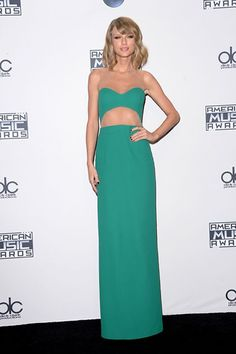 Taylor Swift at the AMAs