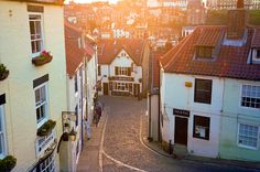 Whitby town by stafford.boy66, via Flickr