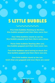 5 Little Bubbles
