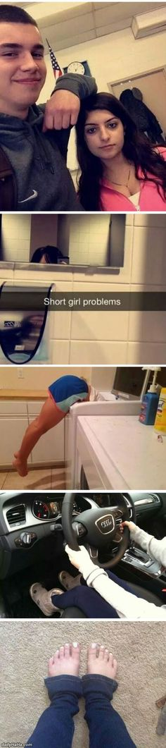 cool Short Girl Problems List