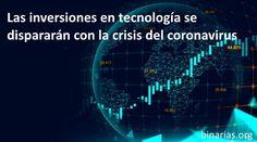 Inversiones en tecnología se dispararán por el coronavirus Weather, Movie Posters, Film Poster, Weather Crafts, Billboard, Film Posters