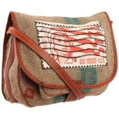 Z Women's Frey Messenger Bag