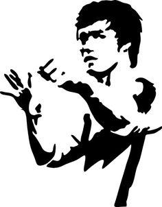 bruce lee buddha cash beatles marley queen prince mario hepburn mylar stencil design craft home decor painting diy wall art 190 micron Metal Tree Wall Art, Diy Wall Art, Stencil Art, Stencils, Animal Stencil, Stencil Templates, Bruce Lee Art, Silhouette Art, Arte Pop