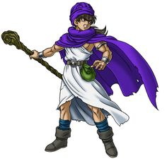 Hero - Characters & Art - Dragon Quest V: Hand of the Heavenly Bride