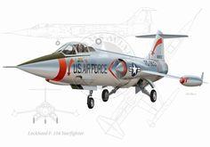 F-104C FG-903 479 TFW Starfighter