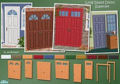 windkeeper's Long Island Doors Superset