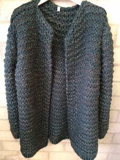 Green lurex coat