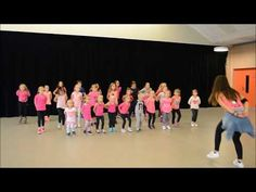 Mi gente, Zumba Kids Hergnies - YouTube