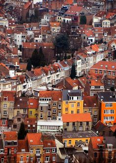 Belgian houses,Brussels