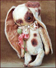 by Alla Bears original artist Bunny