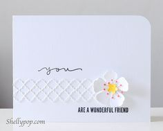 Memory Box dies- Tessatina Border 98302, cherry Blossom 98316 You2 by popsicletoes3, via Flickr